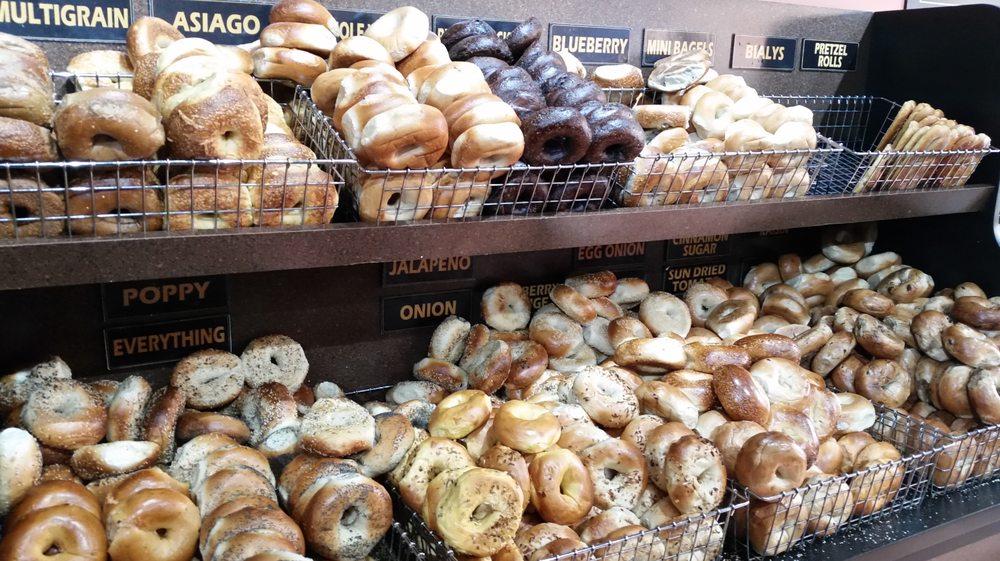 Joey's New York Bagels: 1500 Haywood Rd, Hendersonville, NC