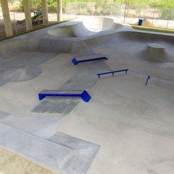 Bluebonnet Skatepark - Skate Parks - 2092 Flowers Dr, Eagle Pass, TX