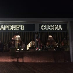 Cussina Italian Restaurant In Huntington Beach