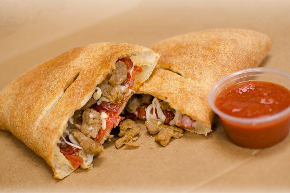Snappy Tomato Pizza: 1300 Ridgeway Ave, Falmouth, KY