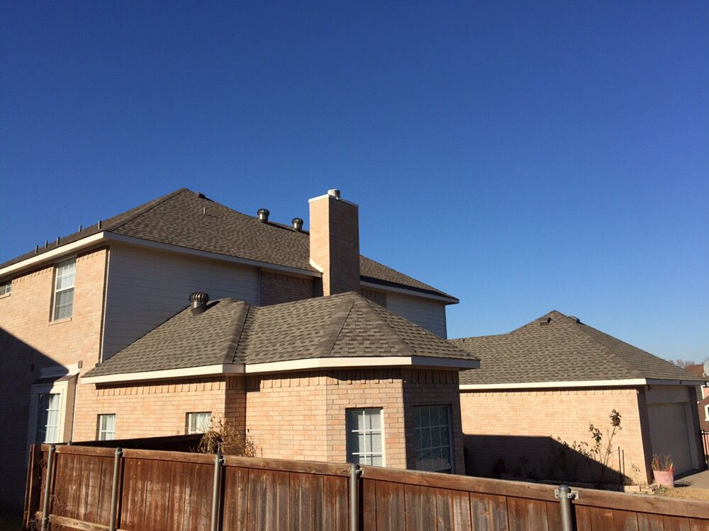 CRF Roofing Company: Sherman, TX