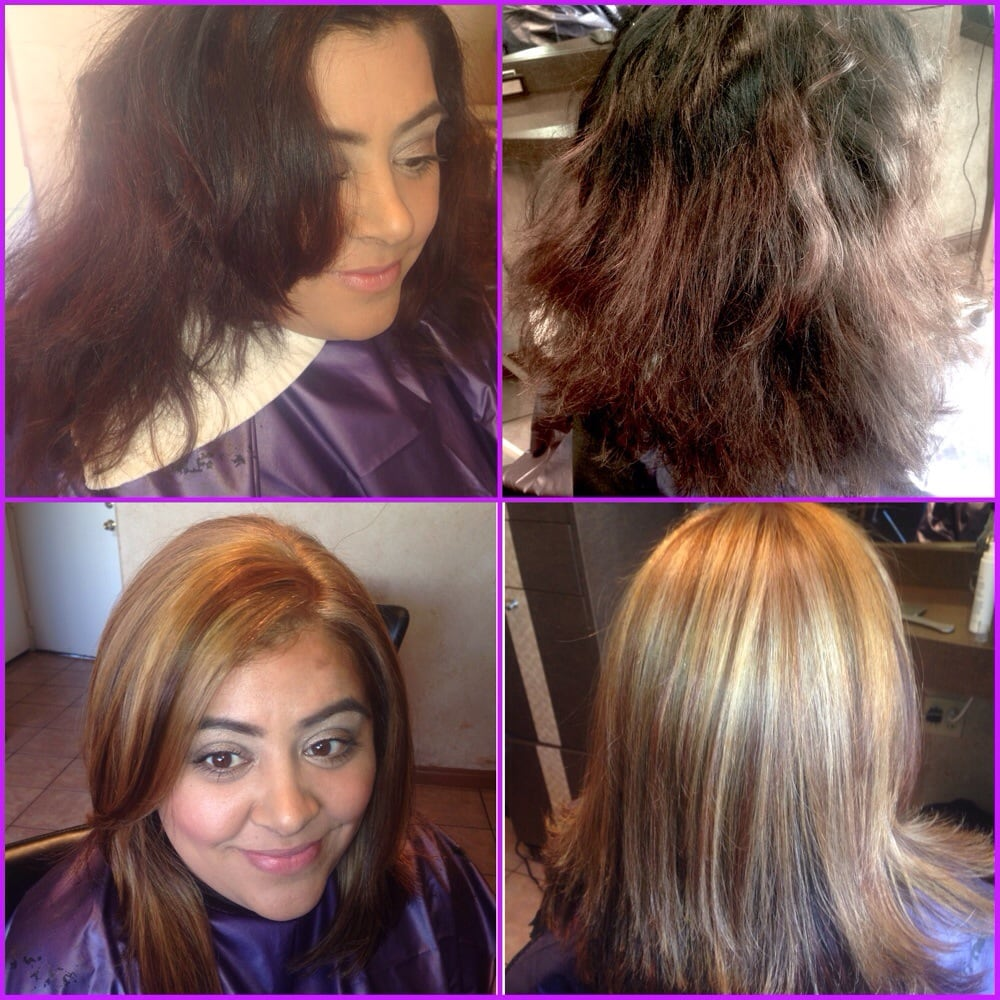 Color Correction And Hair Cut  Yelp