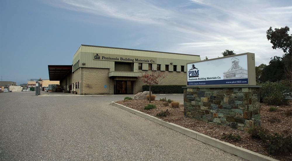 Peninsula Building Materials Company Building Supplies