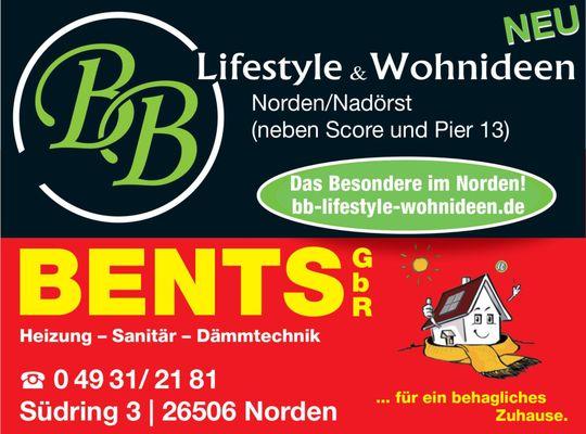 Lifestyle Wohnideen Norden karl heinz bents home decor südring 3 norden niedersachsen