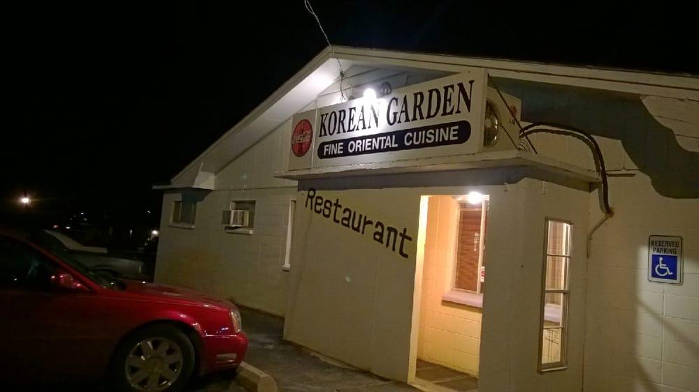 Korean Garden: 414 E Jackson St, Willard, MO
