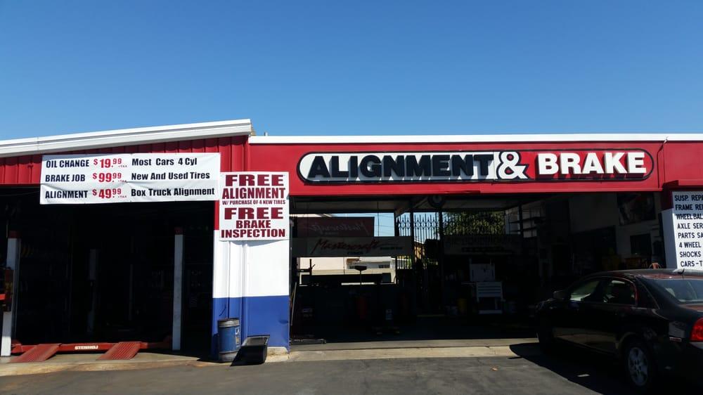 Lucky 7 Tire Center: 424 N East St, Woodland, CA