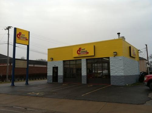 Fast Change Lube & Oil: 2315 Argillite Rd, Flatwoods, KY