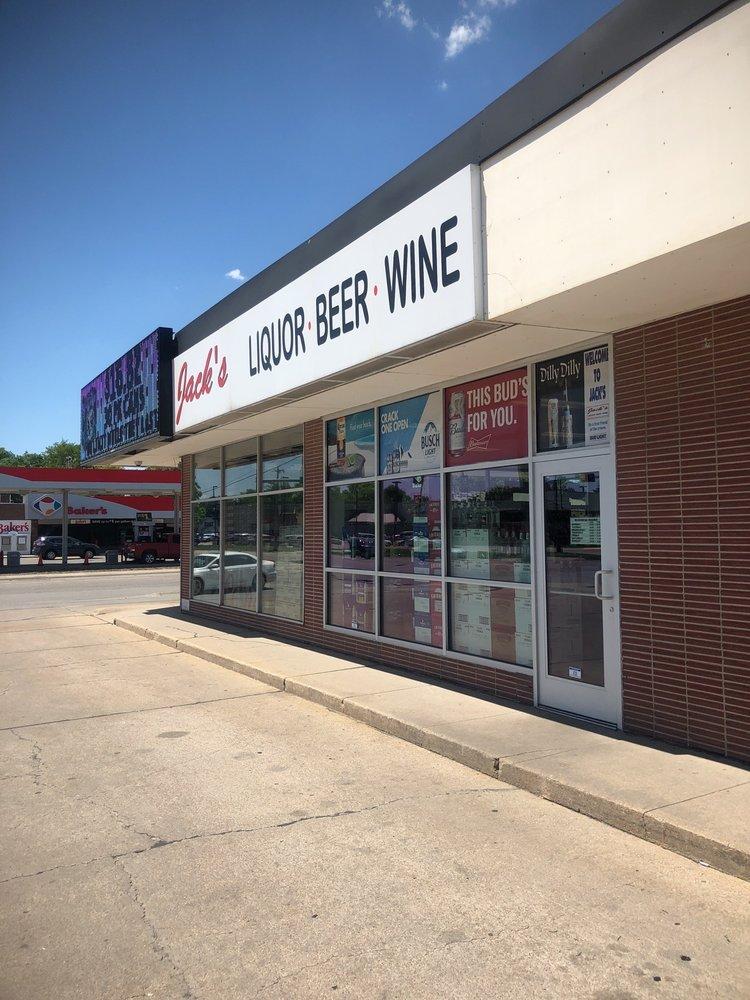 Jack's Liquor-Beer-Wine: 1600 N Bell St, Fremont, NE