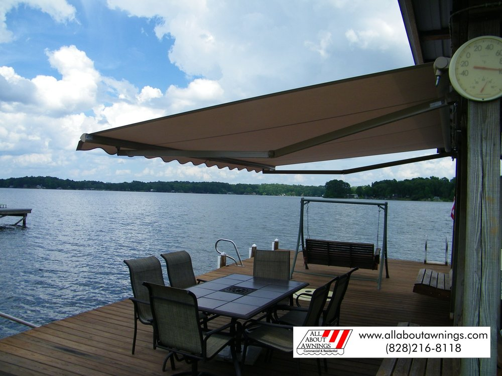All About Awnings: 77 Reeds Way, Flat Rock, NC