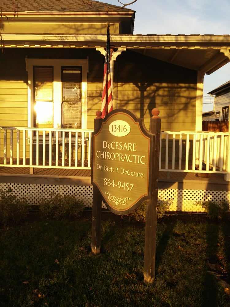 DeCesare Chiropractic Office: 13416 S Oak Ave, Caruthers, CA