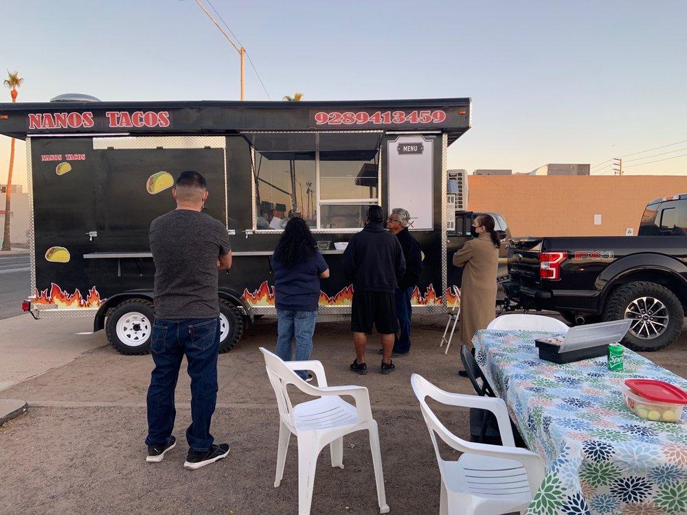Nanos Tacos: 219 W 2nd St, Casa Grande, AZ