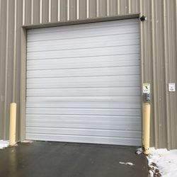 Photo Of Anytime Garage Door Repair   Madison, WI, United States.  Commercial Garage