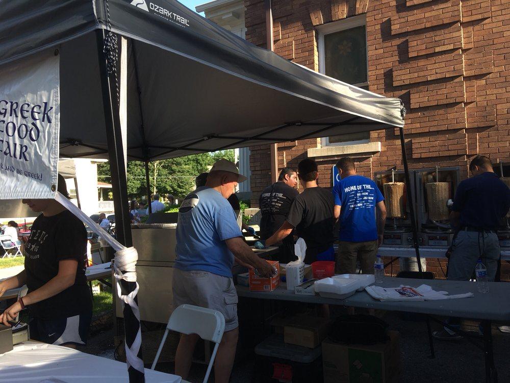 2018 Greek Food Fair Festival: 1110 35th St, Des Moines, IA