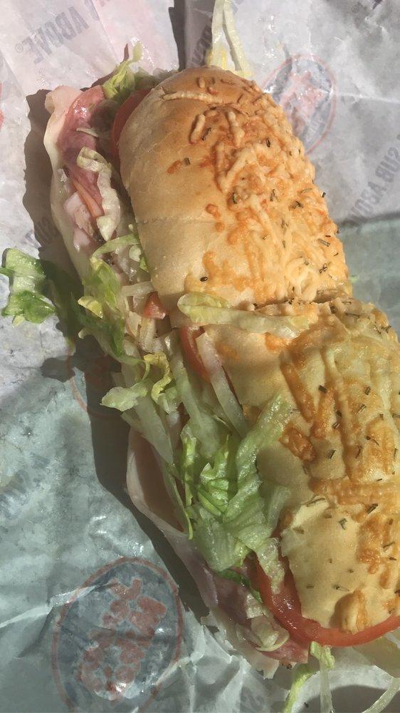 Jersey Mike's Subs: 3000 N Elm St, Lumberton, NC