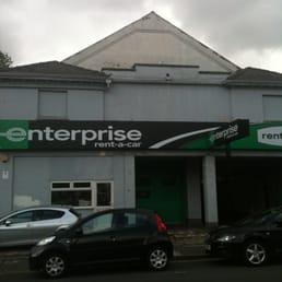 Enterprise Rent A Car Birmingham Uk