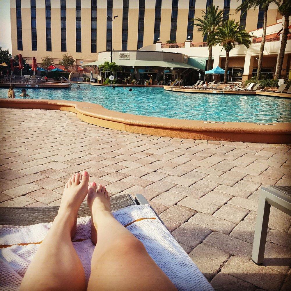 Tammy's Nails and Day Spa I: 5004 Dr Phillips Blvd, Orlando, FL