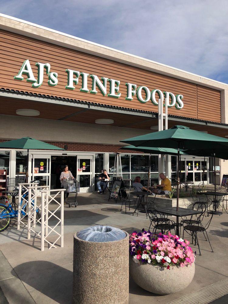 AJ's Fine Foods