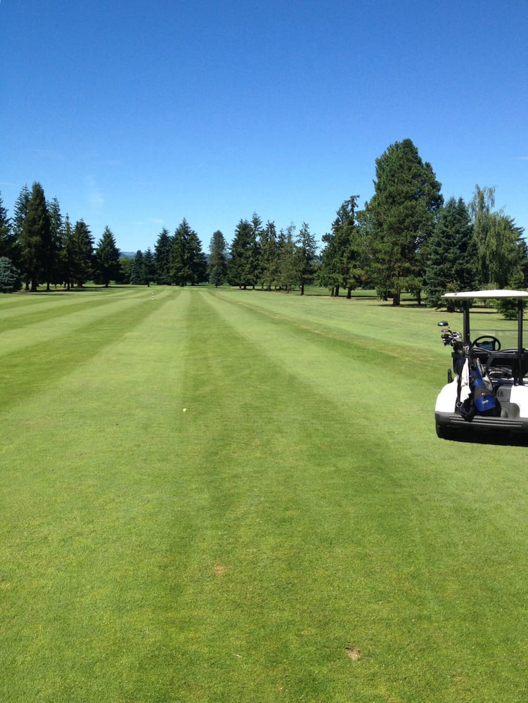 Sunset Grove Golf Course: 41615 NW Osterman Rd, Forest Grove, OR