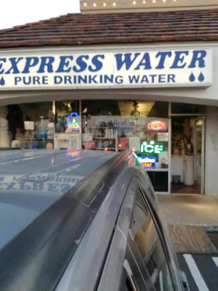 Express Water: 15814 Gale Ave, Hacienda Heights, CA