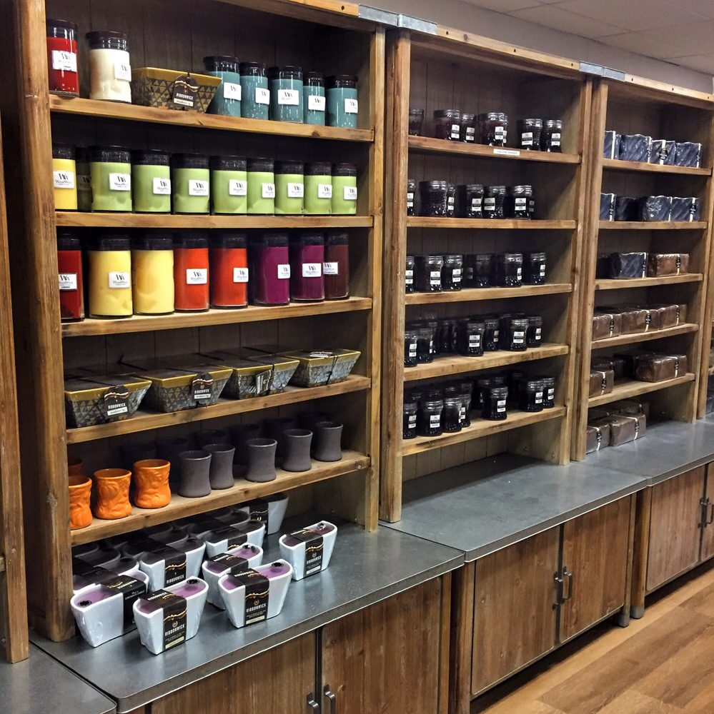 WoodWick Candle Outlet Store: 200 Toy Ln, Blairs, VA