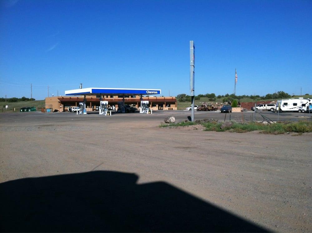 Chevron: W Interchange/ I-40 Bypass, Ash Fork, AZ