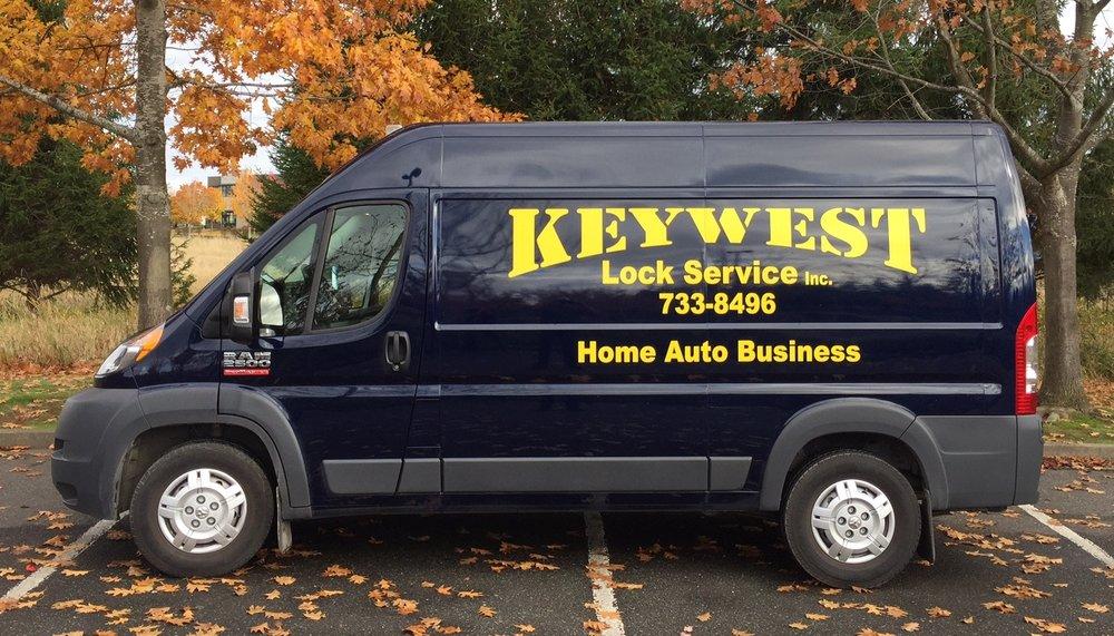 Keywest Lock Service: 4152 Meridian St, Bellingham, WA