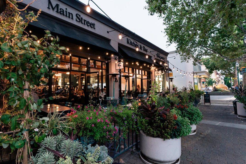 Main Street Kitchen & Bar: 1358 N Main St, Walnut Creek, CA