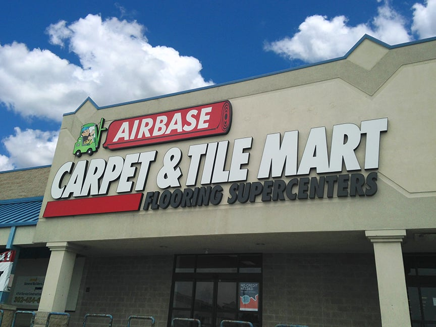 Airbase Carpet and Tile Mart - Carpet Installation - 257 North Dupont Hwy, Dover, DE, United ...