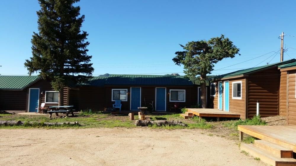 Lake George Cabins & Rv Park: 8966 County Rd 90, Lake George, CO