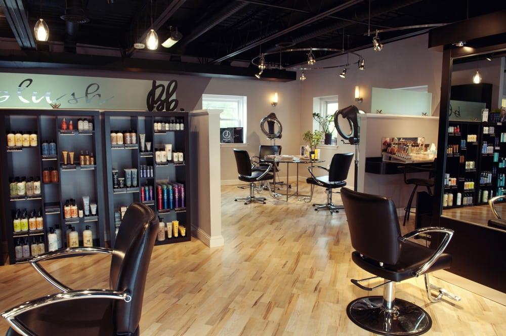 Blush Salon: 1241 Massachusetts Ave, Arlington, MA