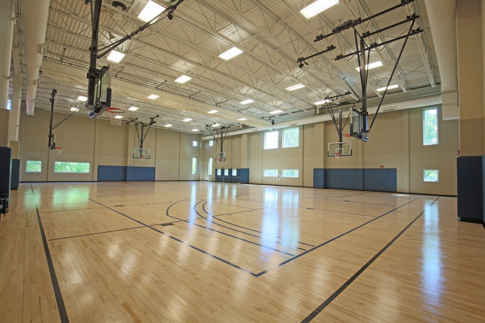 fitness center at the buffalo grove park district