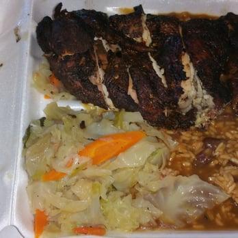 Jamaica jerk villa 22 photos 65 reviews caribbean for Auburn caribbean cuisine