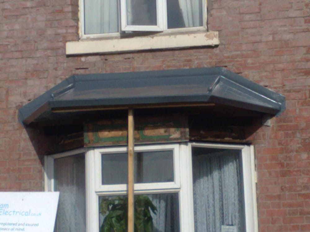 Fibre Glass Flat Roofing Mansfield