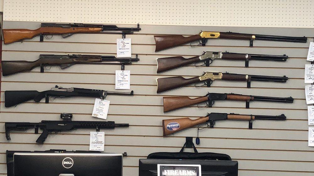Al's Guns and Gear: 1338 West 6th St, Corona, CA