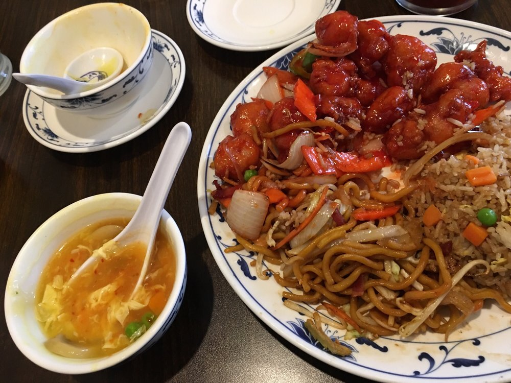 Wong's Chinese Restaurant: 456 N Humboldt Ave, Willows, CA