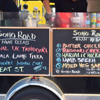 Soho Food Truck Vancouver