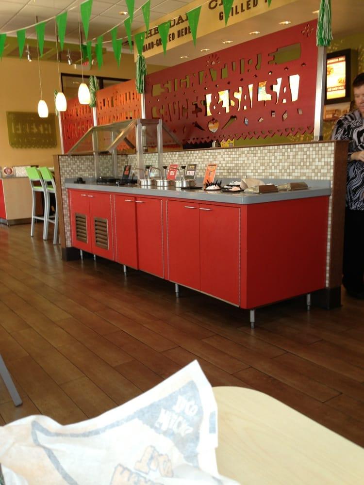 Fast Food Restaurants Denton Tx