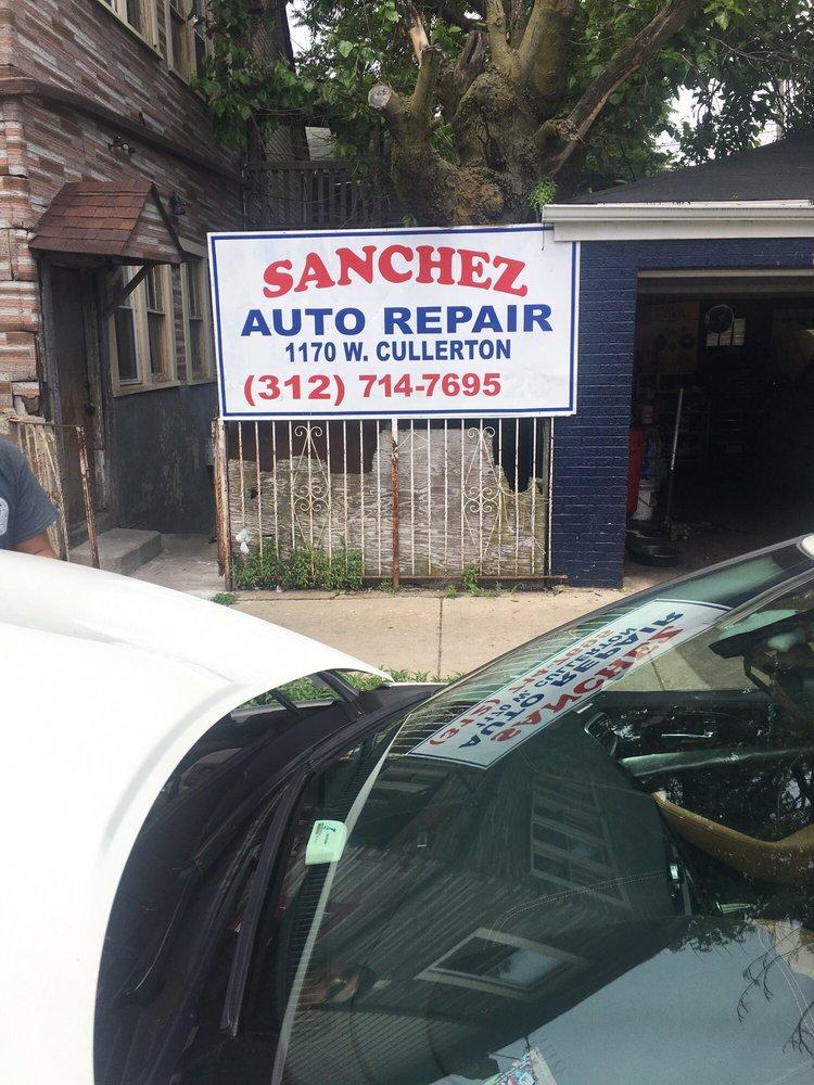 Sanchez Auto Service: 1170 W Cullerton St, Chicago, IL