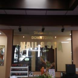 Downtown nail spa 103 photos 187 reviews nail for 7 image salon san diego