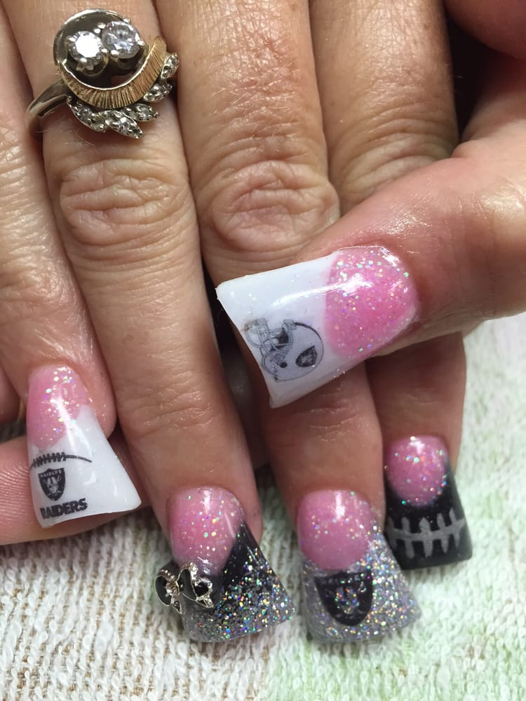 Raider nails by sharlene yelp for 50th avenue salon quartz hill ca