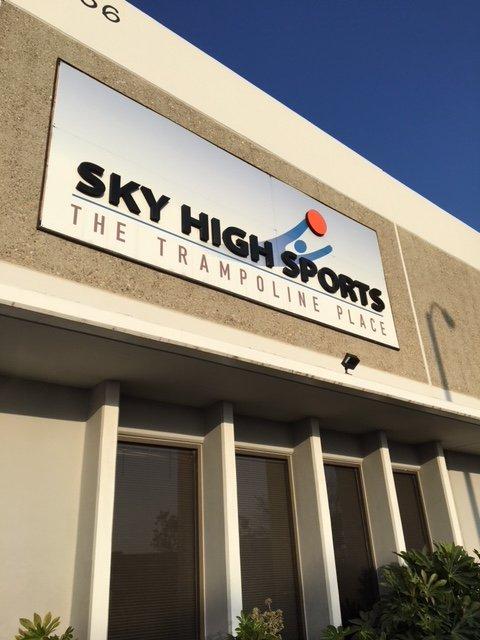 Sky High Sports Camarillo: 166 N Aviador St, Camarillo, CA