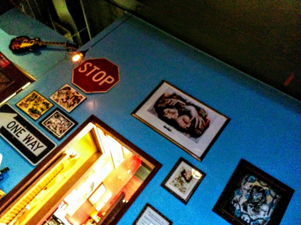Rockin' Horse Tattoo: 8441 Seneca Turnpike, Clinton, NY