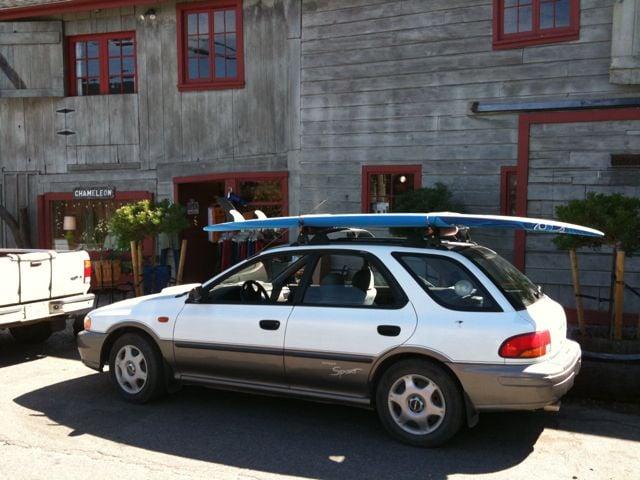 Bolinas Surf Shop: 52 Wharf Rd, Bolinas, CA