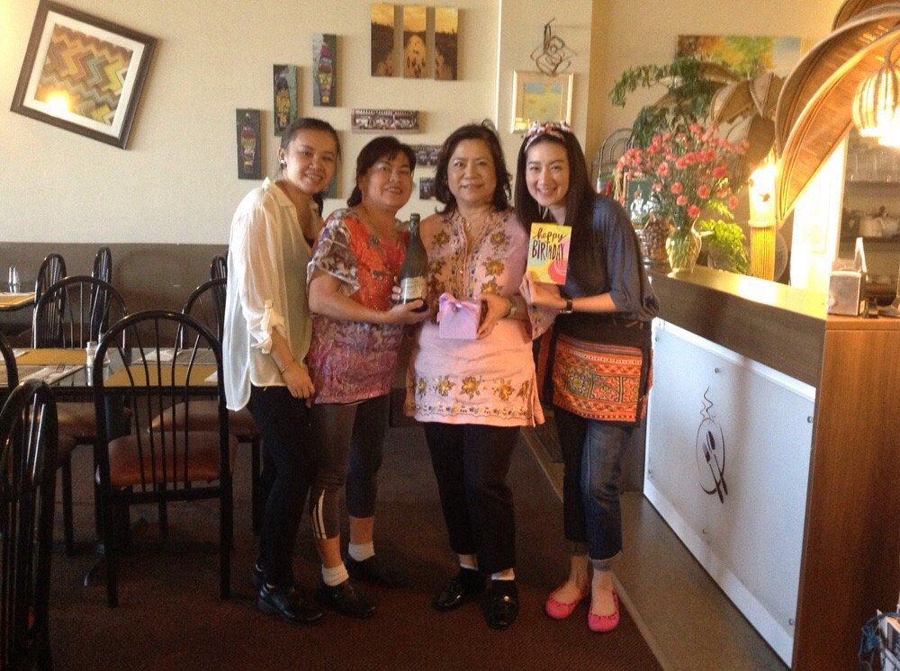 Taste of Thai - Thai Cuisine: 7750 Warren H Abernathy Hwy, Spartanburg, SC