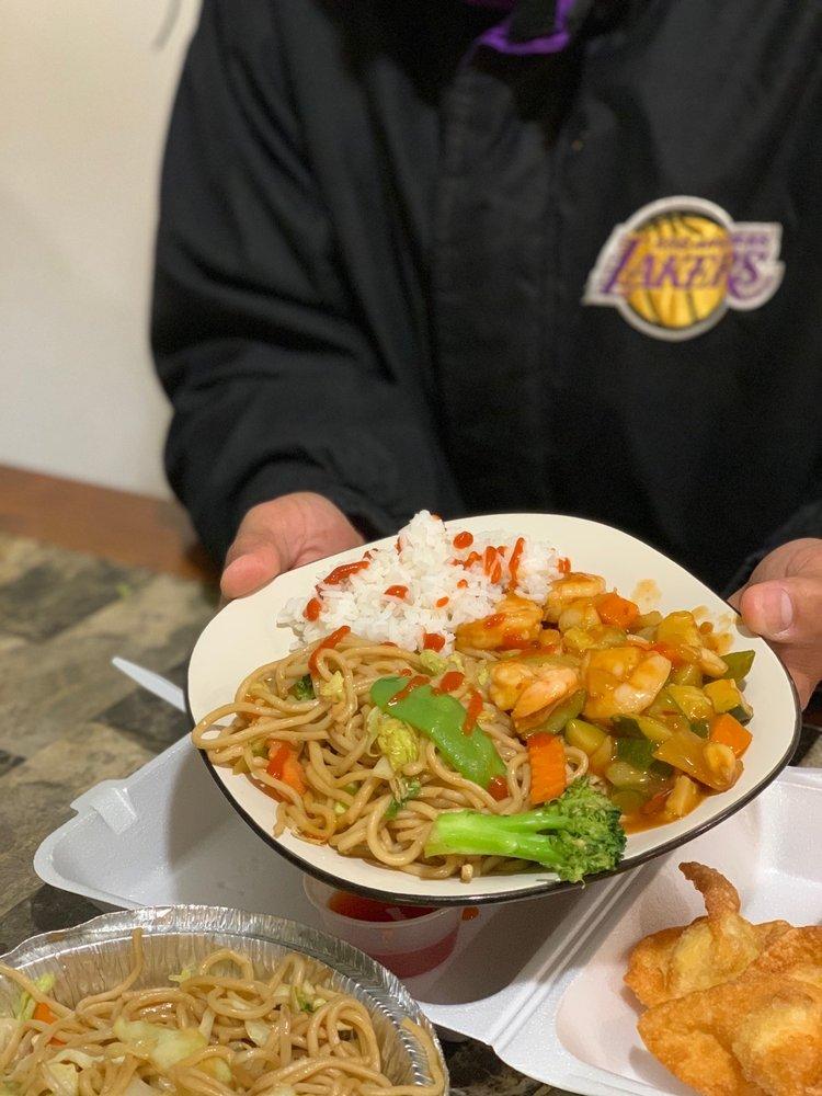 Kam Lun Chinese Restaurant: 66610 8th St, Desert Hot Springs, CA