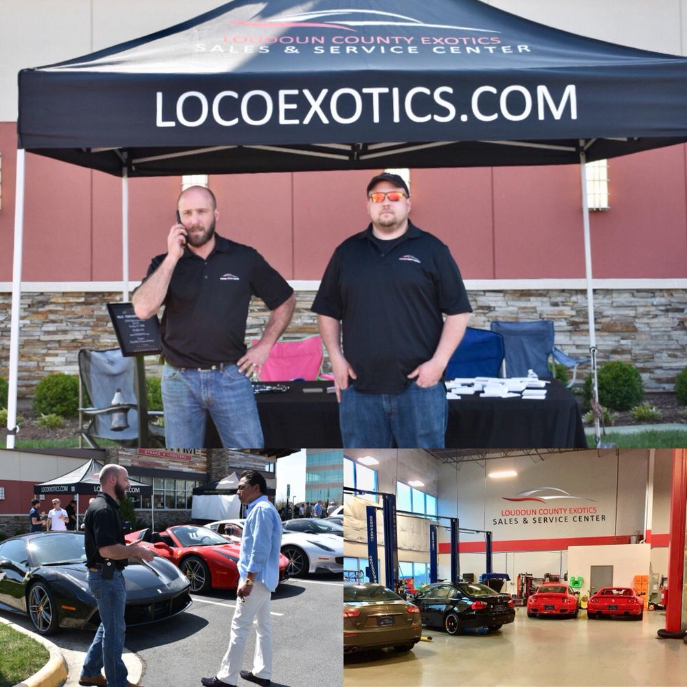Loudoun County Exotics: 22890 Quicksilver Dr, Sterling, VA