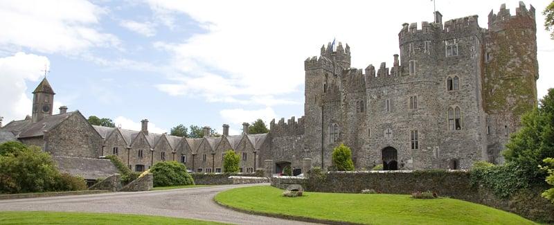 Photos for kilkea castle hotel yelp for Kildare castle