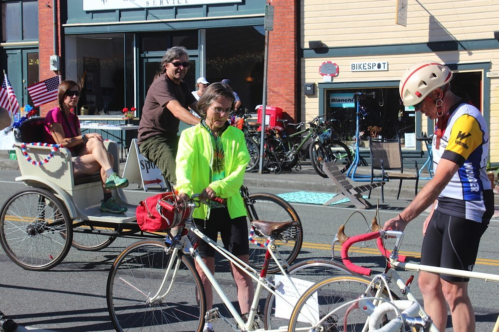 Bikespot: 210 Commercial Ave, Anacortes, WA