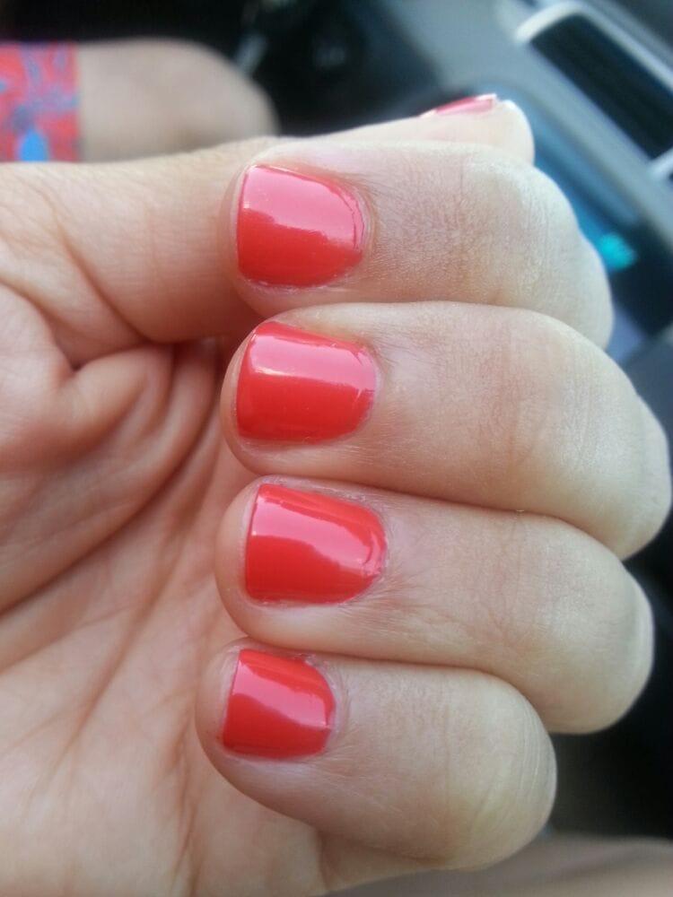 Eden nails spa closed 25 reviews nail salons 75 for A spot nail salon