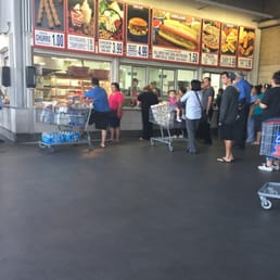 Costco Burbank Food Court